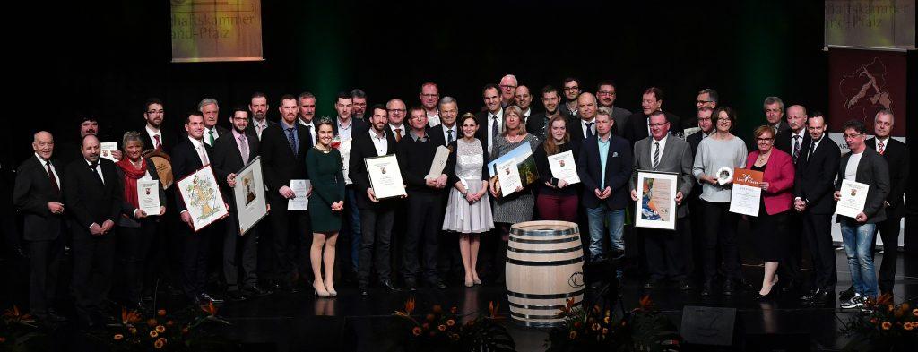 Alle Ehrenpreisträger 2017