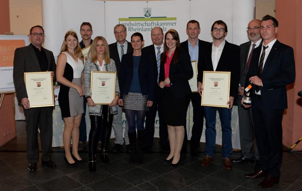 Die Sieger aus der Pfalz
